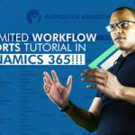 Dynamics 365 Workflow Reports Walkthrough