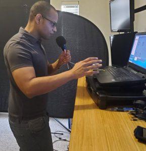 Brandon Ahmad Teaching MB-300 Dynamics 365