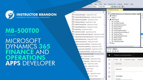 dynamics 365 developer training