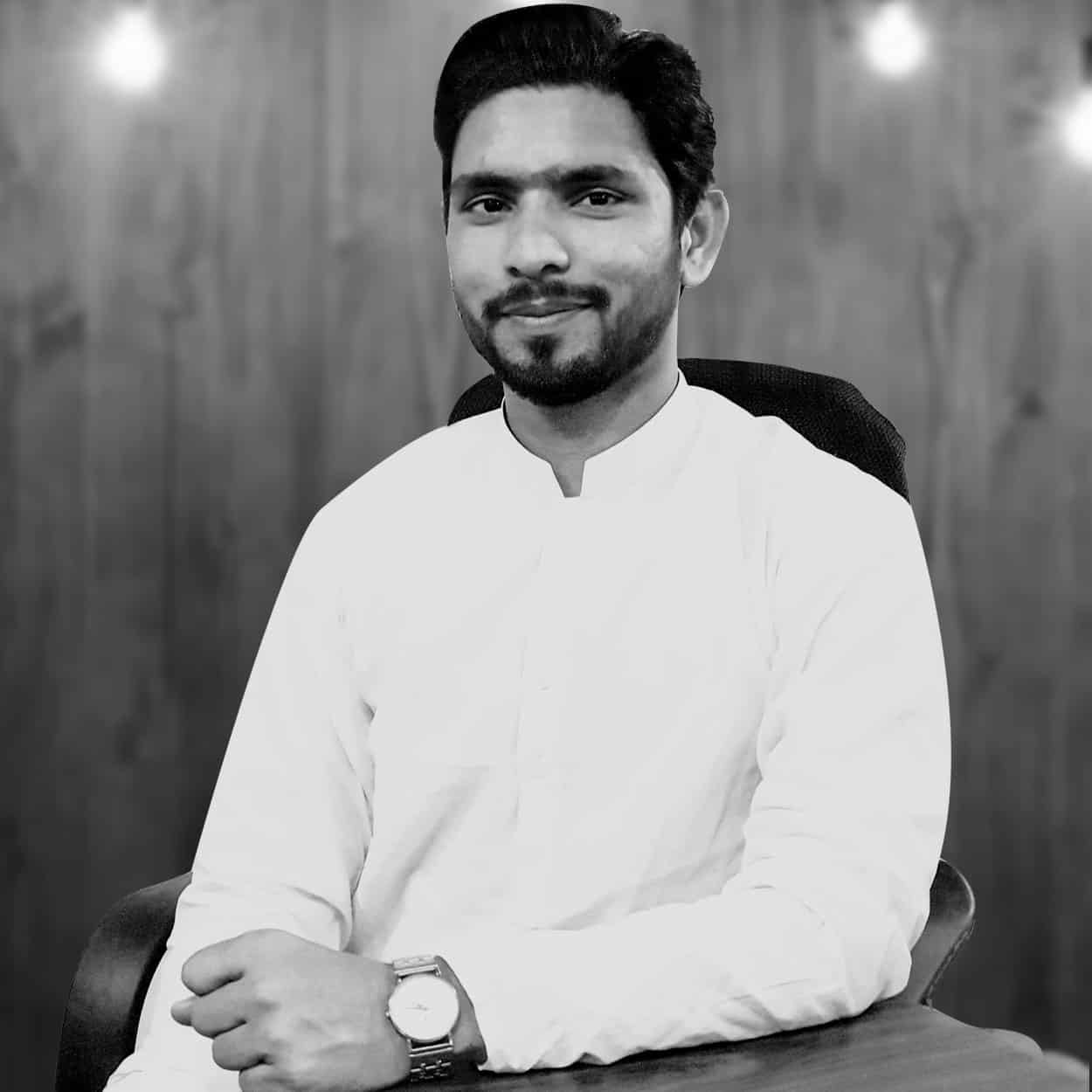 Hassan Baloch Web Developer Instructor Brandon
