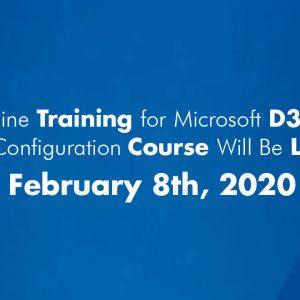 Online Training for Microsoft D365
