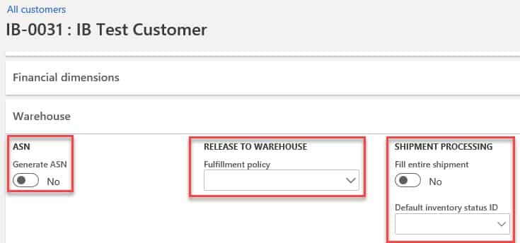 Techno-functional Dynamics 365 F&S Data Model Explanations for Reporting, Part 11 of 25-How to Create a Customer Account