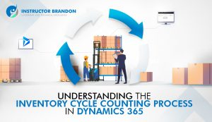 Understanding Inventory Cycle Counting Process in Dynamics 365