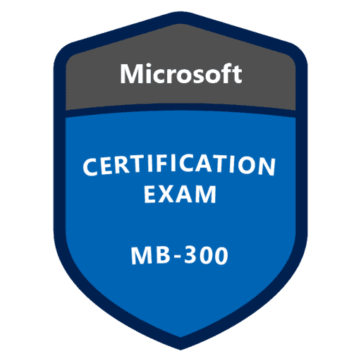 Certification Exam MB-300