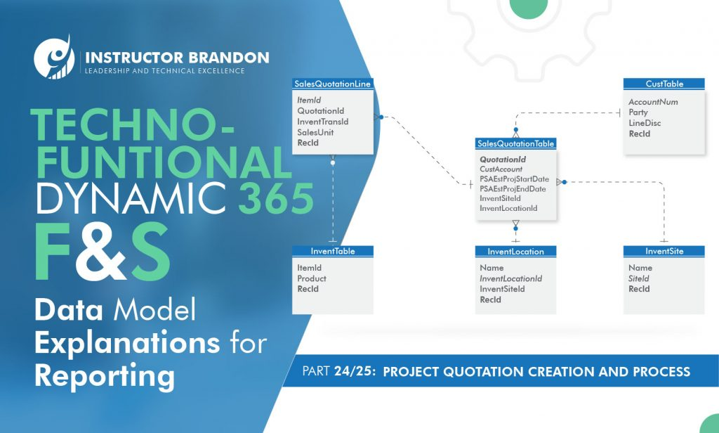 Create a Project Quote: Dynamics 365 Project Quotation Tutorial