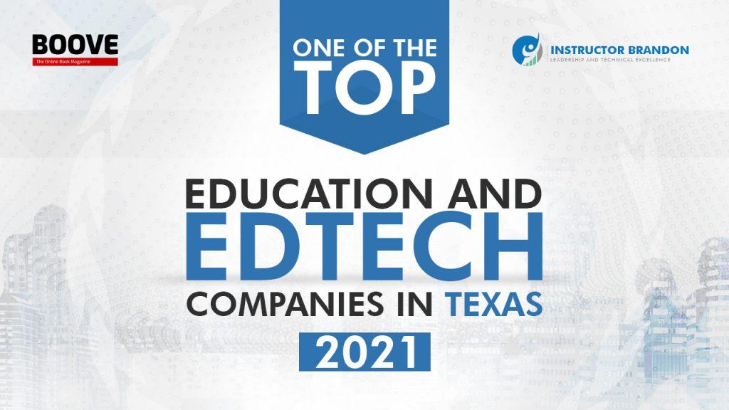 Top EduTech Company in Texas