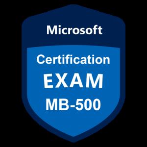 MB-500 Exam