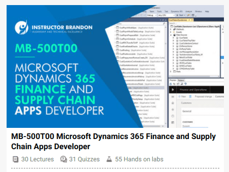 How to Boost your D365 Career with MB-500 Exam Training?