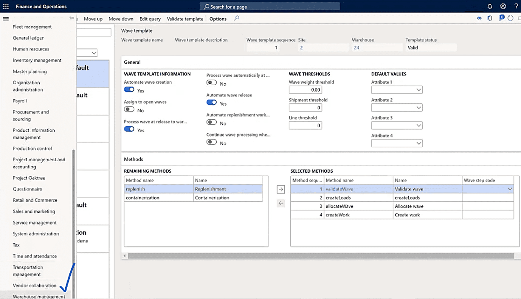dynamics 365 inventory management