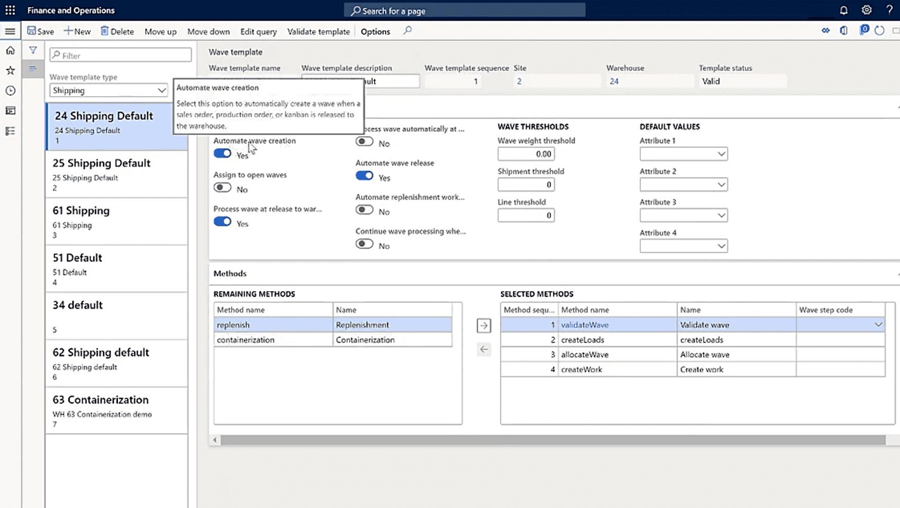 Microsoft inventory management tool