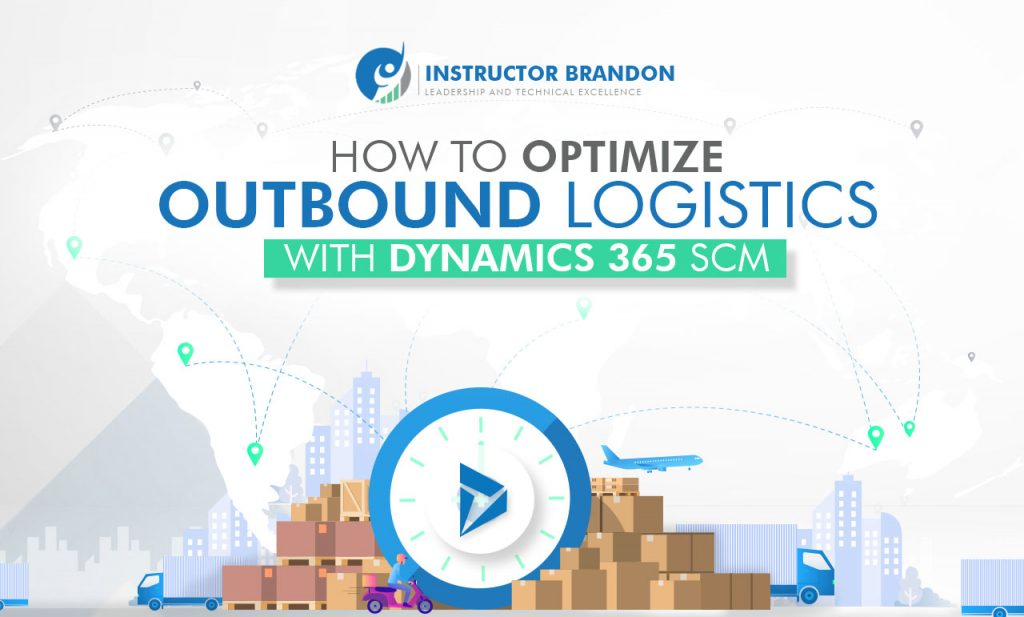 Thumbnail Showing the Topic of the Blog Post: Outbound Logistics