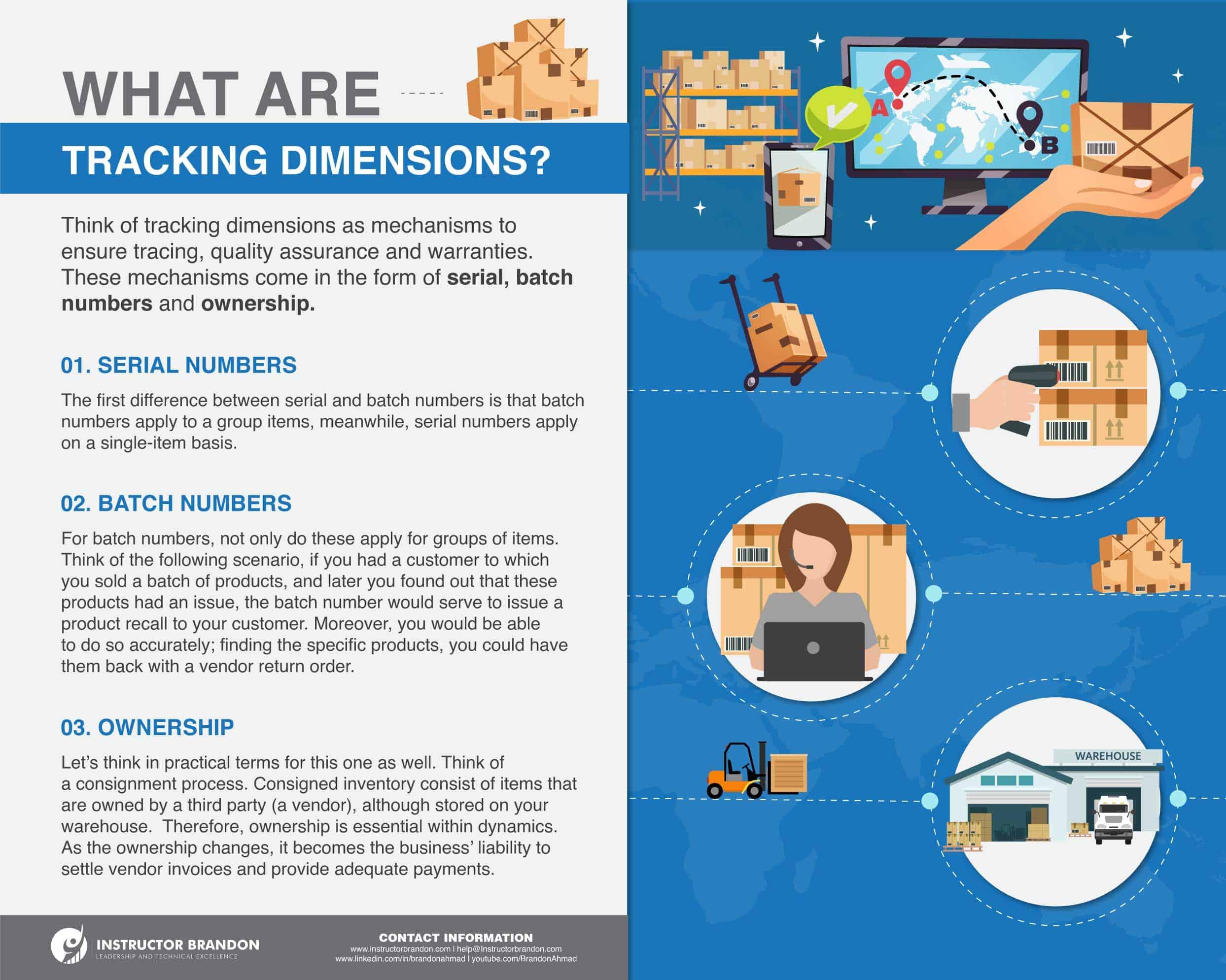 ms dynamics 365 tracking dimension