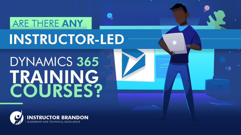 are there instructor led dynamics 365 courses