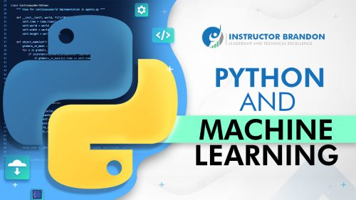 python and machine learning programming