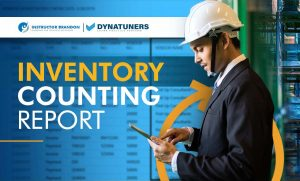 Explaining Inventory Counting Report in MS Dynamics 365 SC